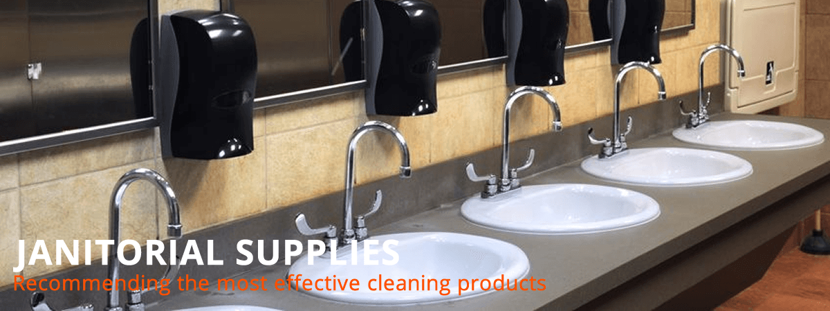Janitorial Supplies from Sutherland CLeaning